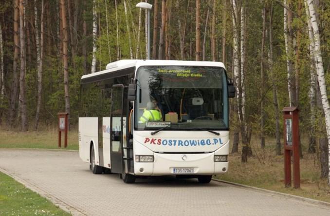 PKS Ostrowiec Św. chce integracji biletowej z koleją