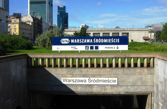 Metro wybrało wykonawcę analizy łącznika między stacją Centrum a Dworcem Śródmieście