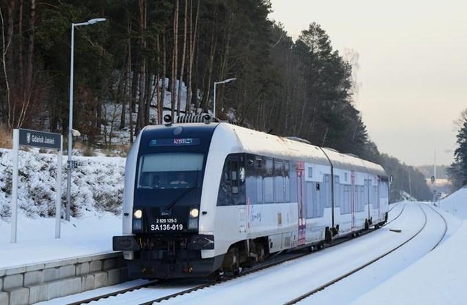 Sześć wariantów budowy trasy kolei aglomeracyjnej na północ Gdyni