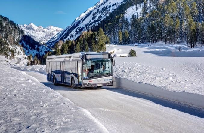 Austria: ÖBB Postbus wybiera Solarisa na dostawcę nawet 182 autobusów. Także wodorowych