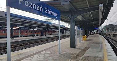 Poznański dworzec wreszcie ożyje?