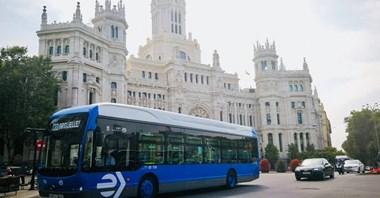 Madryt kupuje kolejne chińskie autobusy elektryczne