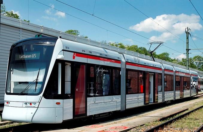 Stadler pokazał pierwszy tramwaj dla lekkiej kolei w duńskim Aarhus (zdjęcia)