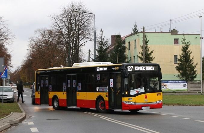Warszawa. Arriva zwolniła kierowcę, który nie wpuścił pasażera na wózku