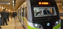 Nowe pociągi w ateńskim metrze