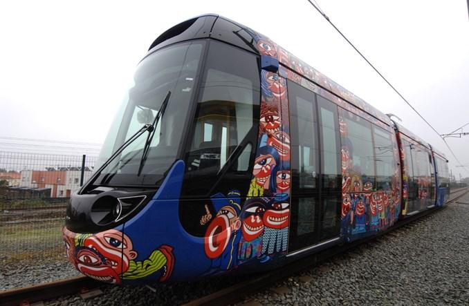 Alstom pokazał pierwszy tramwaj z rodzin Citadis Compact