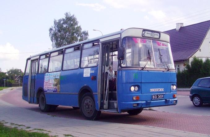 Hajnówka rozważy zakup autobusów z napędem alternatywnym