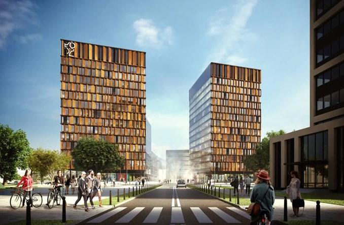 Łódź: Znamy projekt Bramy Miasta
