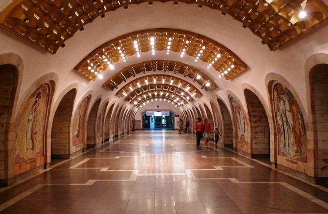 Metro na Kaukazie – Baku