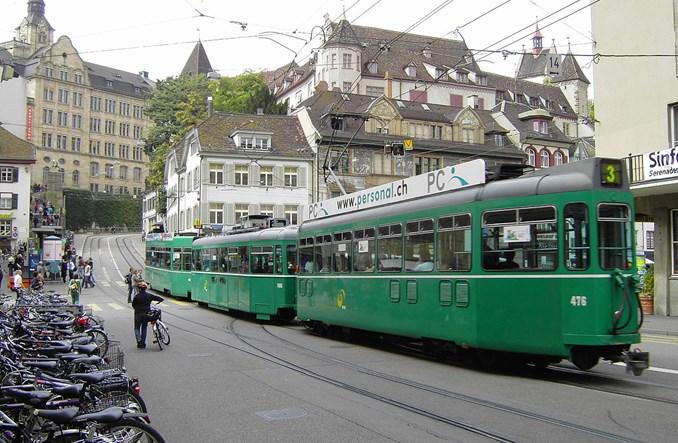 Bazylea: tramwaje jeszcze bardziej międzynarodowe