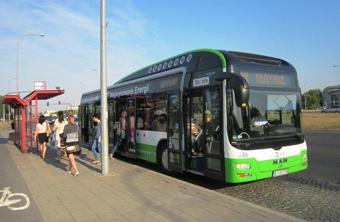 Buspasy, nowe autobusy, a także hybrydy. Plany unijne Białegostoku