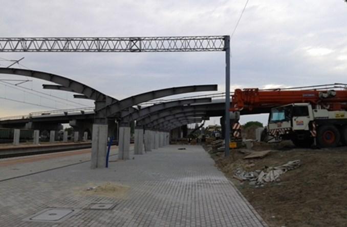 Bydgoszcz Wschód zadaszany. Powstaje przesiadka na tramwaj do Fordonu