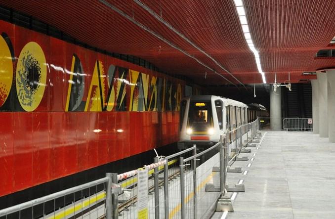 Trwają testy Inspiro na II linii metra