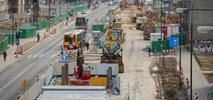 Na rozbudowę metra wydano już ponad 300 mln zł. Teraz zmiany na Woli