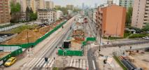 Dzielnica Wola za tranzytem i przeciw drzewom na Górczewskiej po budowie metra