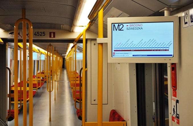 Zielone światło dla metra i nowych dróg w Warszawie