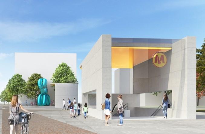 KIO unieważnia konkurs na koncepcję ostatniego odcinka II linii metra