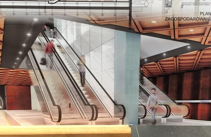 Metro: Tak będą wyglądać stacje na Bemowie i Bródnie