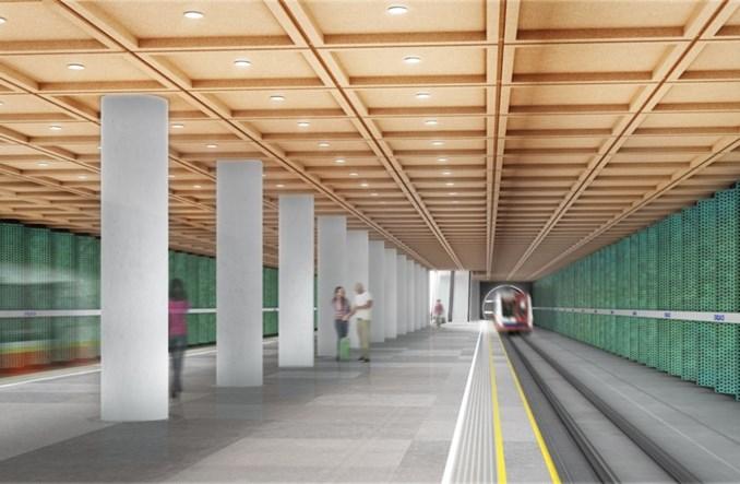 Przetarg na budowę metra na Bemowo i Bródno w tym roku