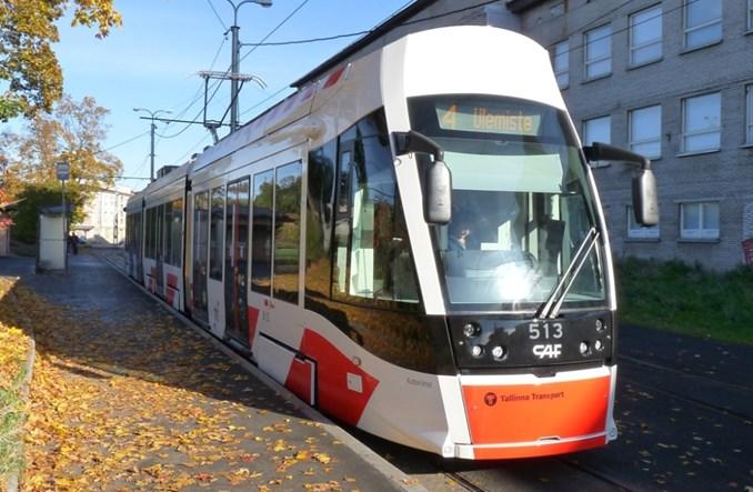 Tallin wybuduje tramwaj na lotnisko i do dworca przyszłej Rail Baltiki
