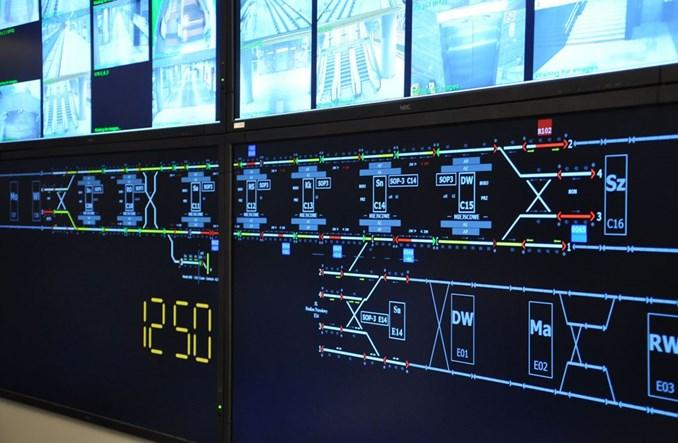 Centralna Dyspozytornia zarządza już siecią metra