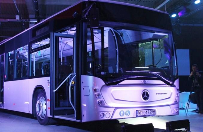 Mercedes z nową generacją Conecto na podbój naszego regionu