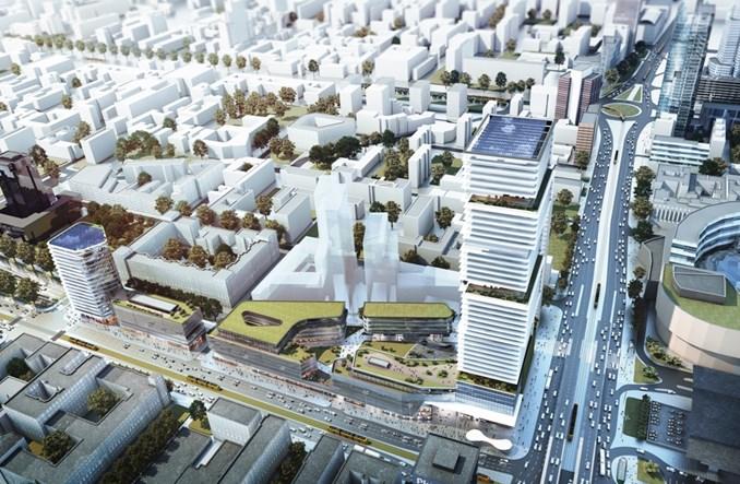 Centralna Park. PKP zmienią oblicze centrum Warszawy?