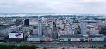 Nowe centrum Warszawy – mniej samochodów i krawężników
