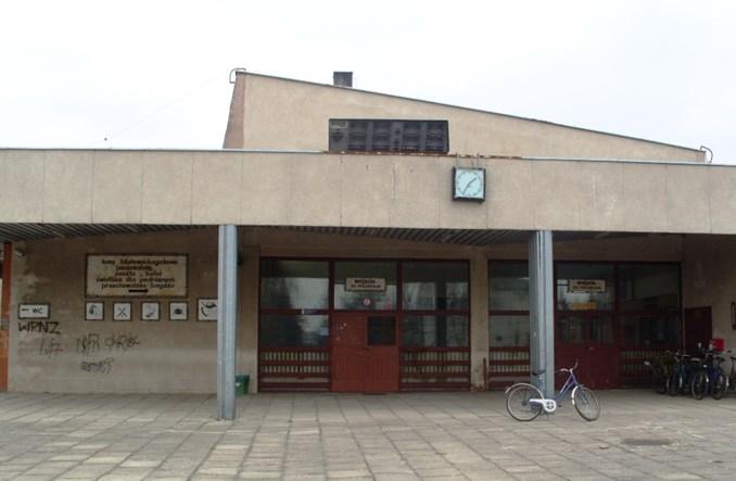Dworzec w Czeremsze zmniejszy się. W oczekiwaniu na projekt