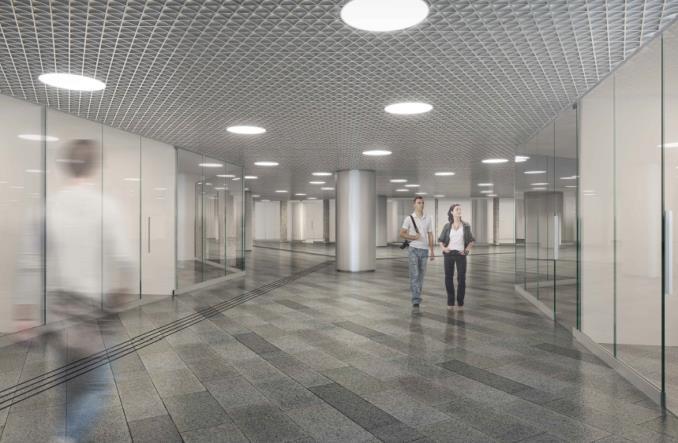 Warszawa: Przejście przy Centralnym do przebudowy. Jest przetarg