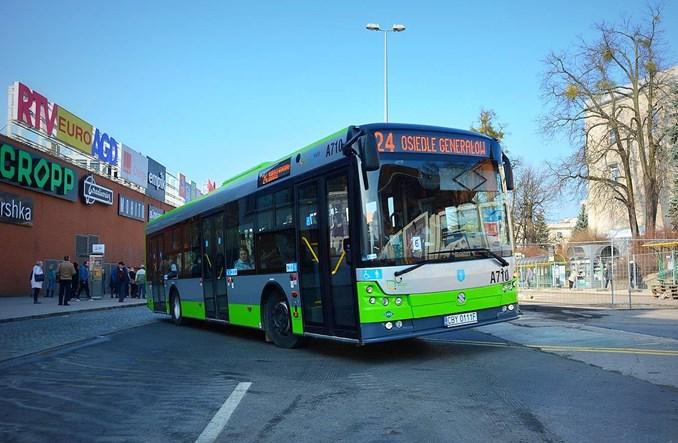 Olsztyn uwalnia rynek autobusowy: nowy przewoźnik ze Śląska