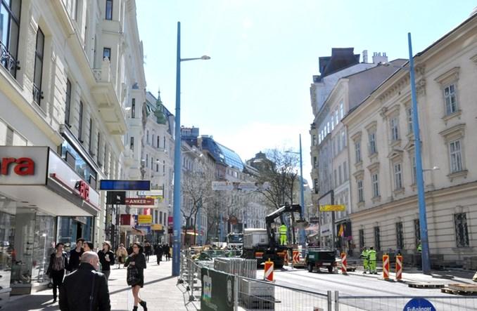 Wiedeń zwraca ulicę mieszkańcom. Atrakcyjną przestrzeń tworzą piesi