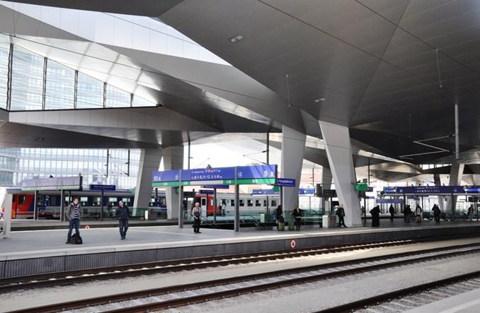 Wiedeń daje przykład, jak wpisać dworzec w miasto