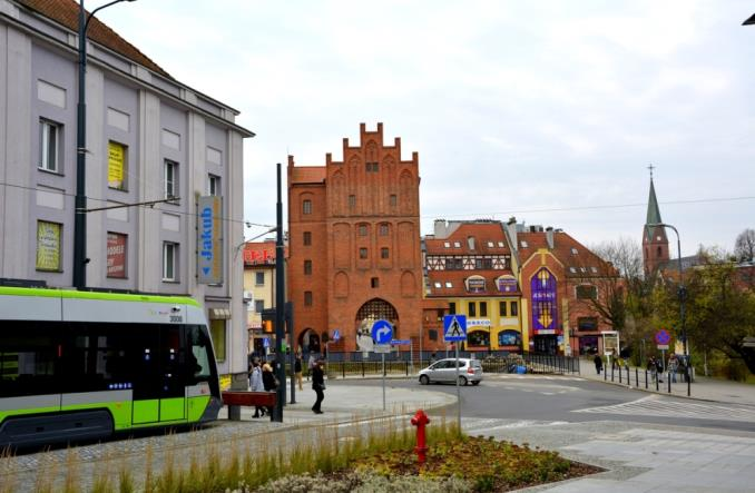 Olsztyn: Są środki na krańcówkę pod Wysoką Bramą