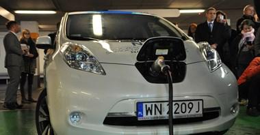 Pierwsza w Polsce stacja szybkiego ładowania pojazdów elektrycznych działa w Warszawie