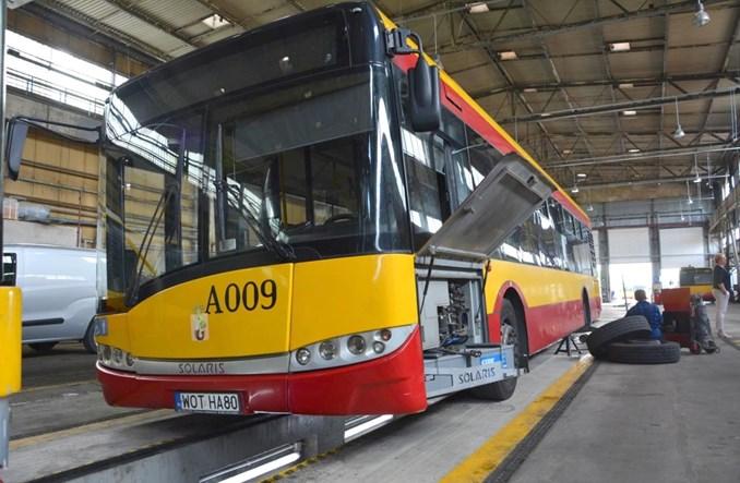ZTM Warszawa przerywa pomostowy przetarg na przewozy