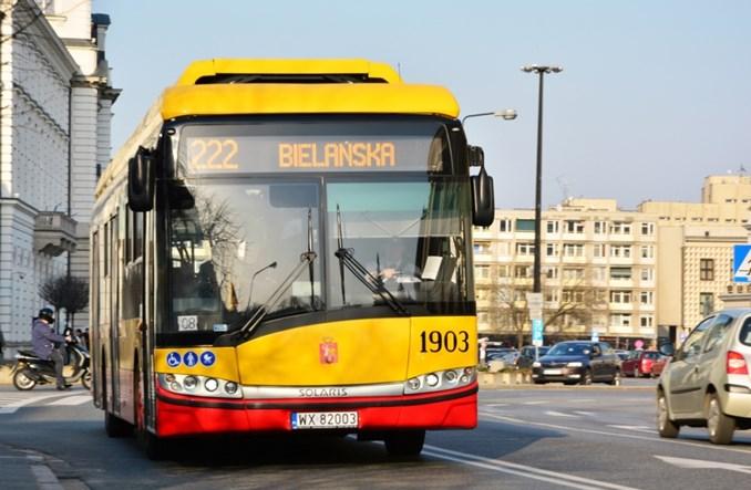 Od nowego roku autobusy będą mogły być cięższe