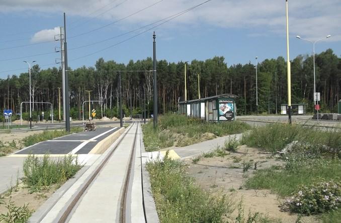 Łódź: Linia na Olechów w większości gotowa. W październiku jazdy próbne