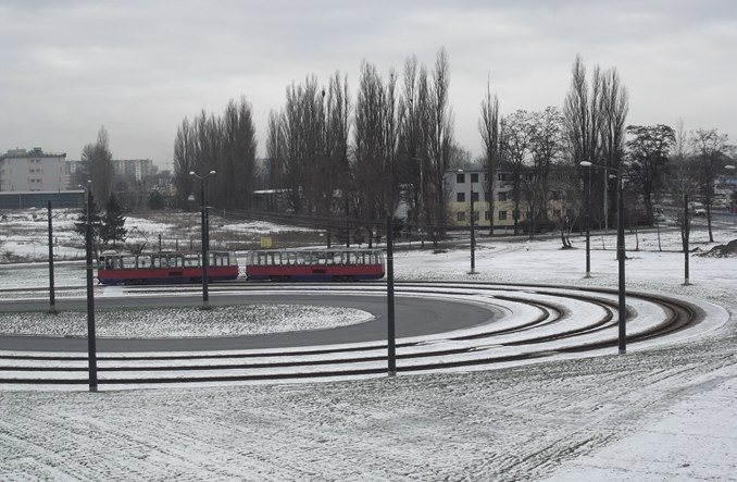 Pierwszy dzień linii do Fordonu w Bydgoszczy [ZDJĘCIA]