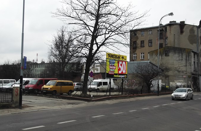Łódź: Nowy odcinek alei Kościuszki powstanie do grudnia