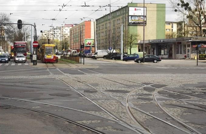 Łódź. W wakacje zamknięcie ważnego skrzyżowania