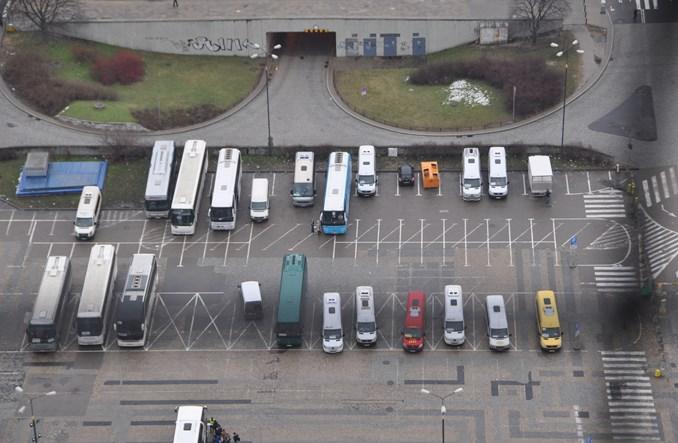 Włocławek szuka operatora strefy płatnego parkowania