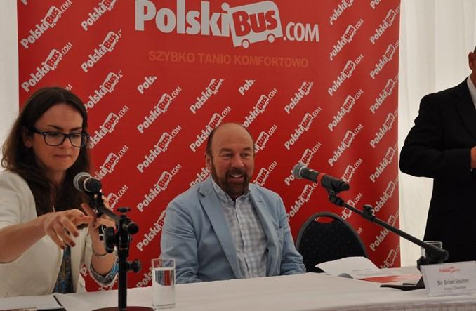 Brian Souter: Polska jest marzeniem dla przewoźnika