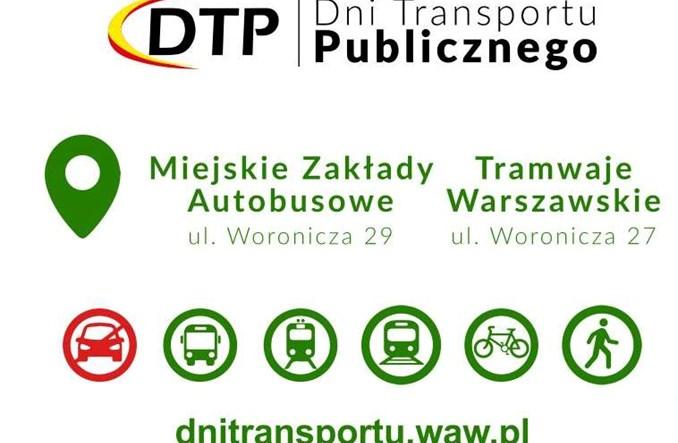 Kolejne Dni Transportu Publicznego w Warszawie
