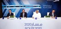Dubaj przedłuża metro na Expo 2020