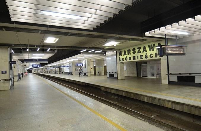 Warszawa nie zgodzi się na zamknięcie naraz dwóch linii średnicowych