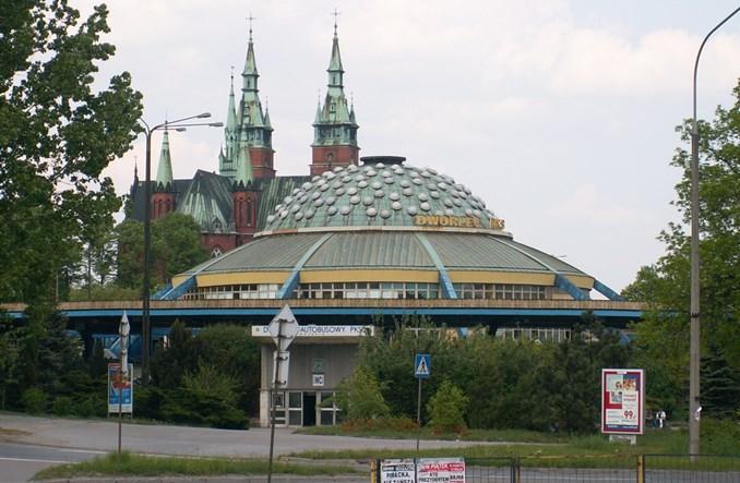Droga przebudowa odlotowego dworca autobusowego w Kielcach