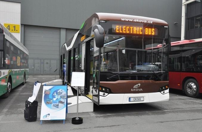 Ekova Electric jak Solaris Urbino?