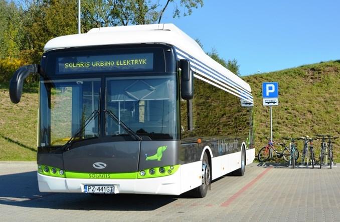 Polkowice kupują sześć elektrobusów