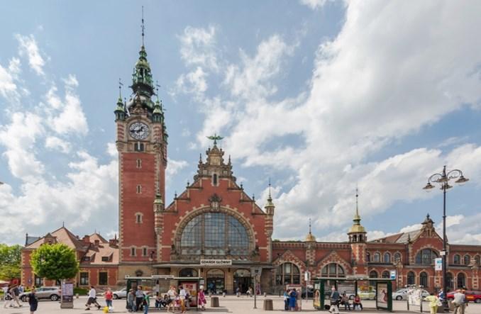 Gdańsk zabiera się za węzły. Przy Dworcu Głównym pasy